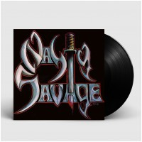NASTY SAVAGE - Nasty Savage [BLACK] (LP)