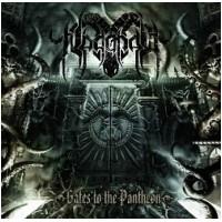 NEGATOR - Gates To The Pantheon [DARK GREEN Vinyl] (LP)