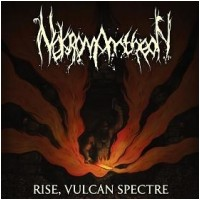 NEKROMANTHEON - Rise, Vulcan Spectre [RED Vinyl] (LP)