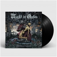 NIGHT IN GALES - Dawnlight Garden [BLACK] (LP)