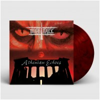 NIGHTFALL - Athenian Echoes [RED/BLACK] (DLP)