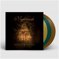 NIGHTWISH - Human. :II: Nature. [TRIO COLORED] (3LP)