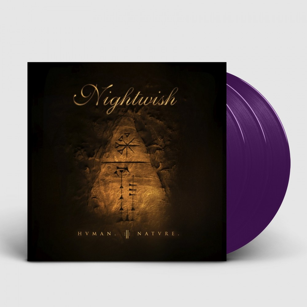 NIGHTWISH - Human. :II: Nature. [VIOLET] (3LP)