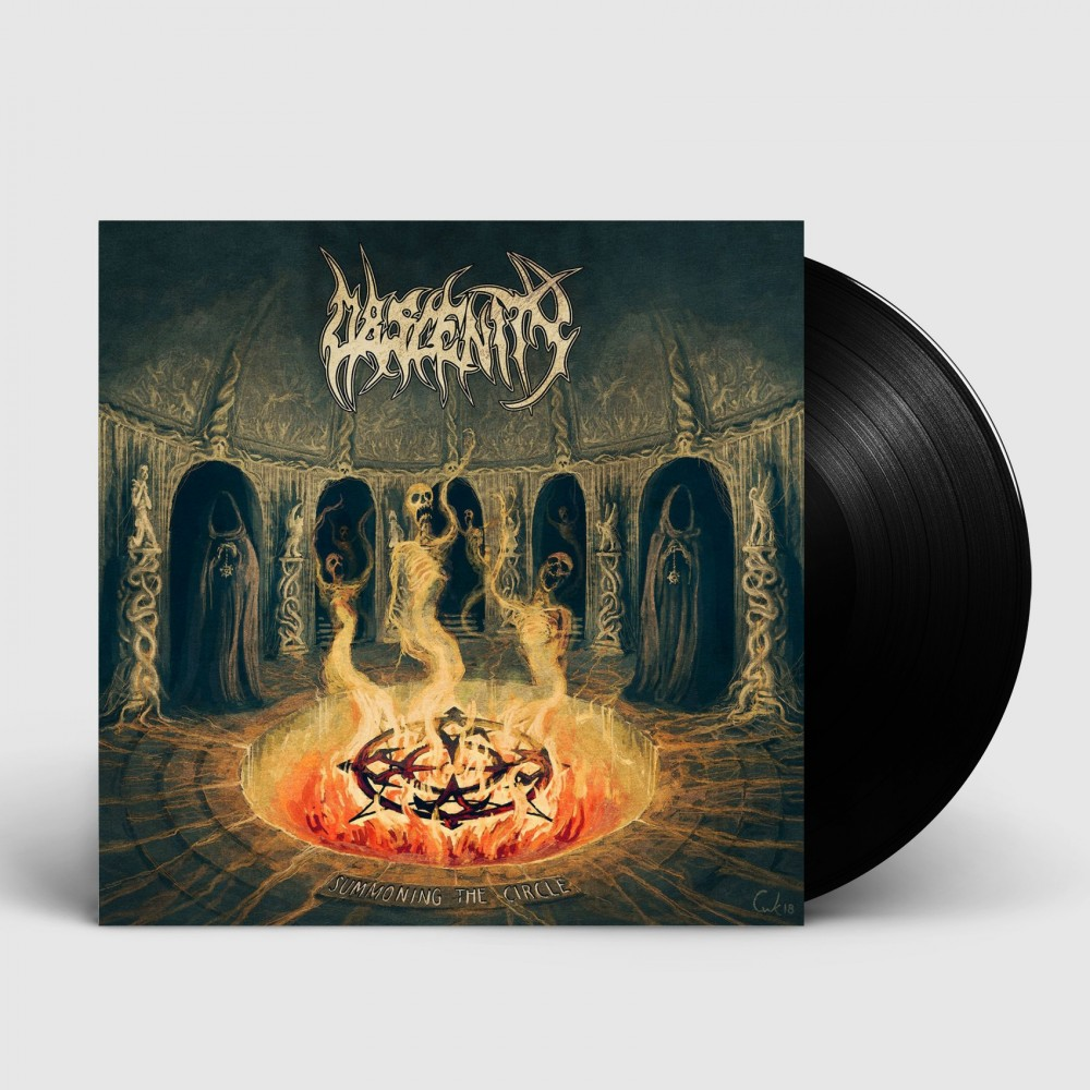 OBSCENITY - Summoning The Circle [BLACK] (LP)