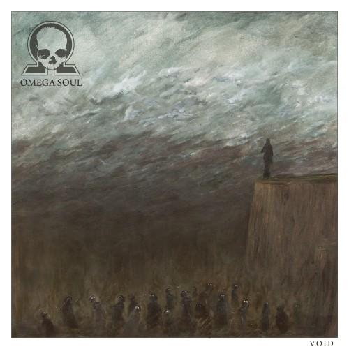 OMEGA SOUL - Void [WHITE/BLACK Vinyl] (LP)