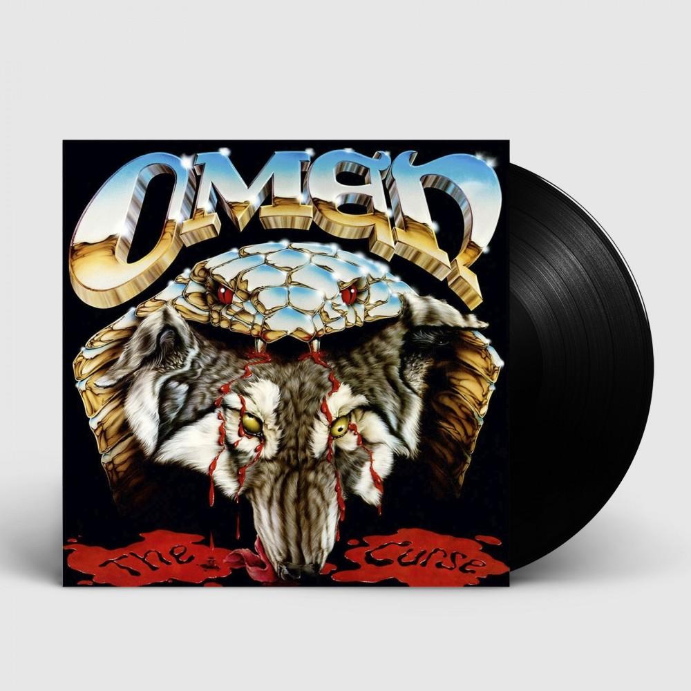 OMEN - The Curse [BLACK] (LP)