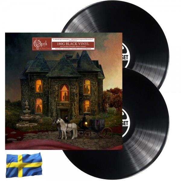 OPETH - In cauda venenum [BLACK - SWEDISH] (DLP)