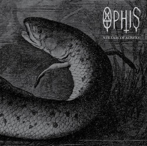 OPHIS - Stream of Misery [Ltd.BLACK] (DLP)
