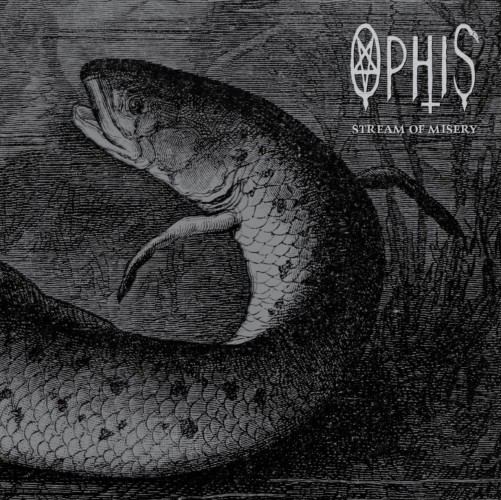 OPHIS - Stream of Misery [Ltd.CLEAR] (DLP)