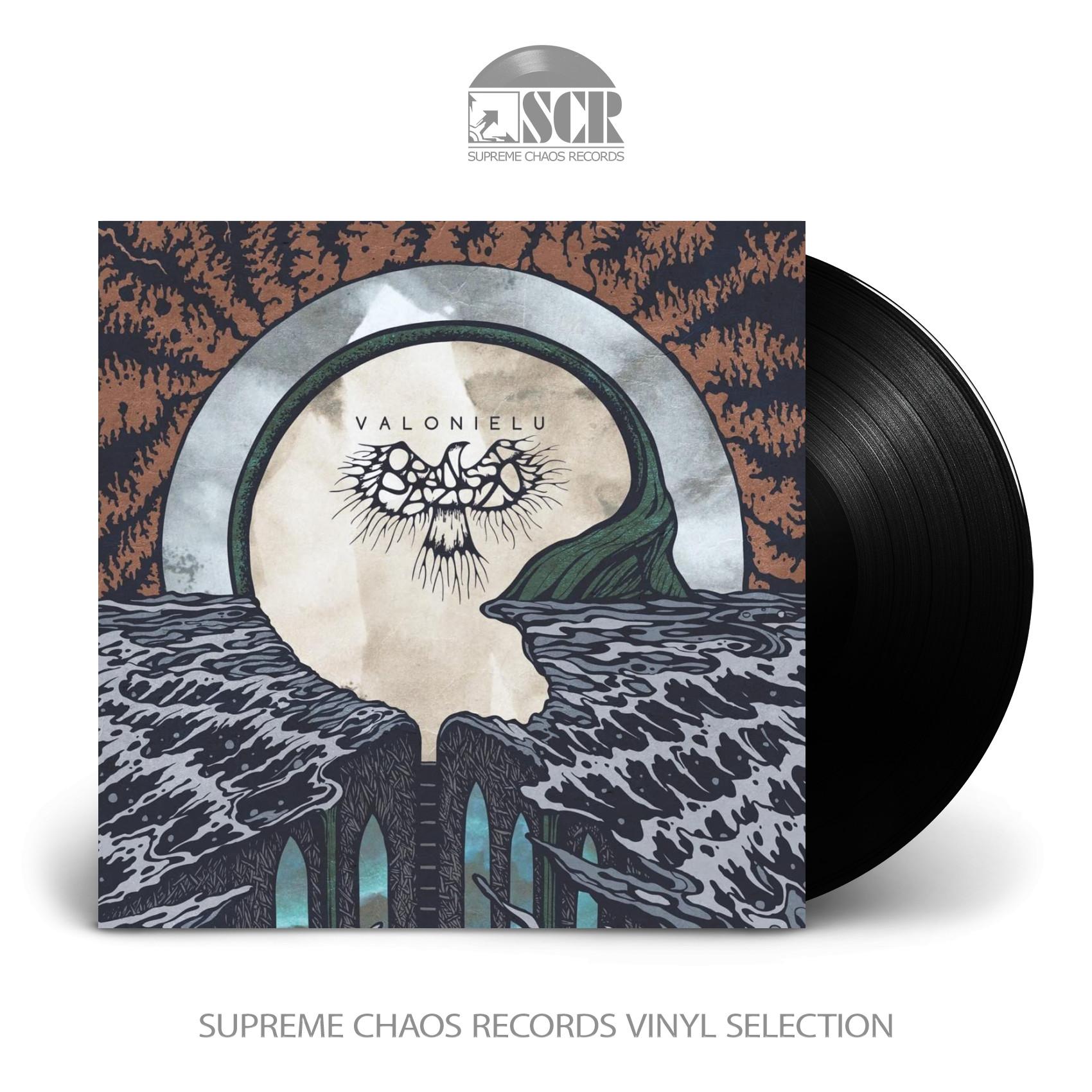 ORANSSI PAZUZU - Valonielu [BLACK] (LP)