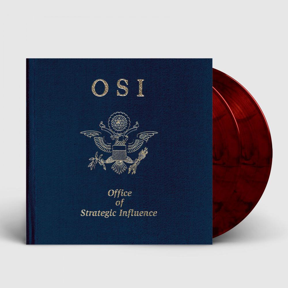OSI - Office Of Strategic Influence [RED/BLACK] (DLP)