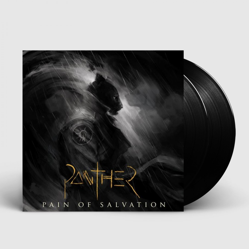 PAIN OF SALVATION - Panther [BLACK] (DLP)