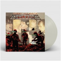 PAUL DI'ANNO'S BATTLEZONE - Fighting Back [CLEAR] (LP)