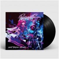 PERTURBATOR - Night Driving Avenger [BLACK] (LP)