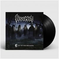 PESSIMIST - Cult Of The Initiated [BLACK] (LP)