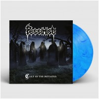 PESSIMIST - Cult Of The Initiated [BLUE] (LP)