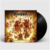 PESSIMIST - Slaughtering The Faithful [BLACK] (LP)