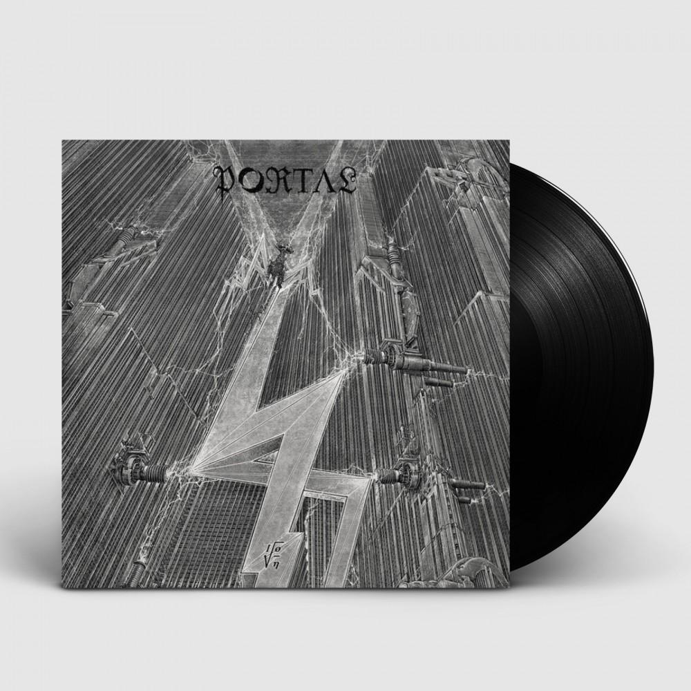 PORTAL - Ion [BLACK] (LP)