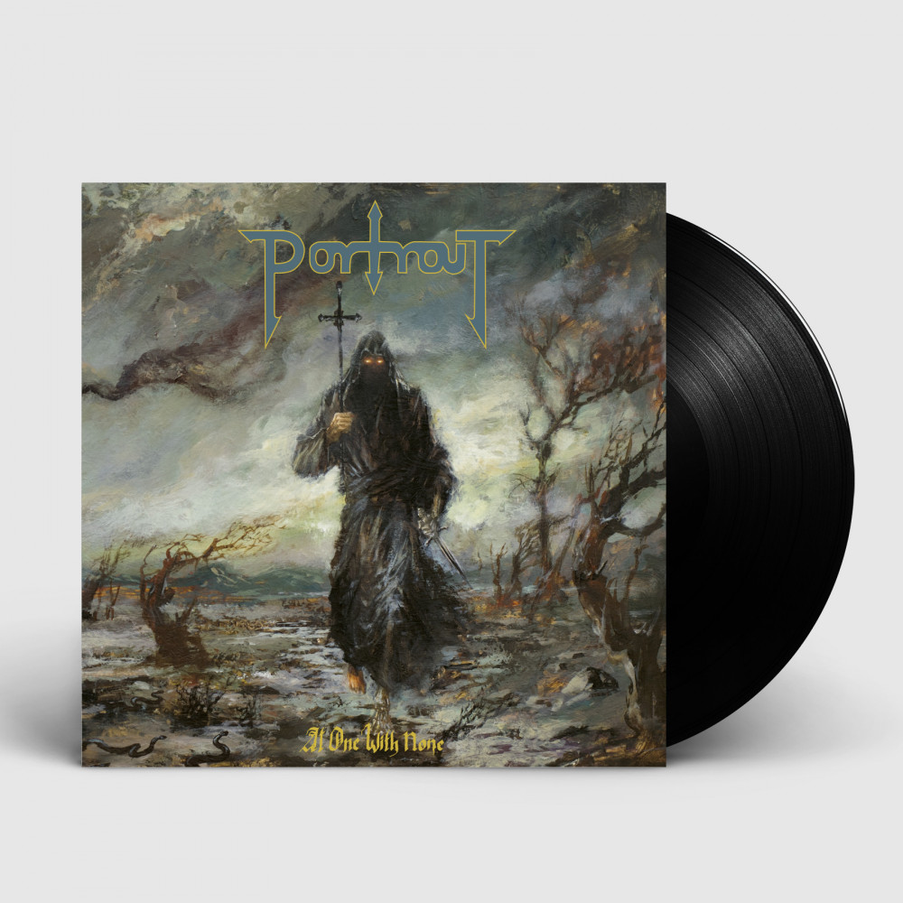 PORTRAIT - At One With None [BLACK] (LP)