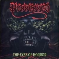 POSSESSED - The Eyes Of Horror [RED - 2019] (LP)
