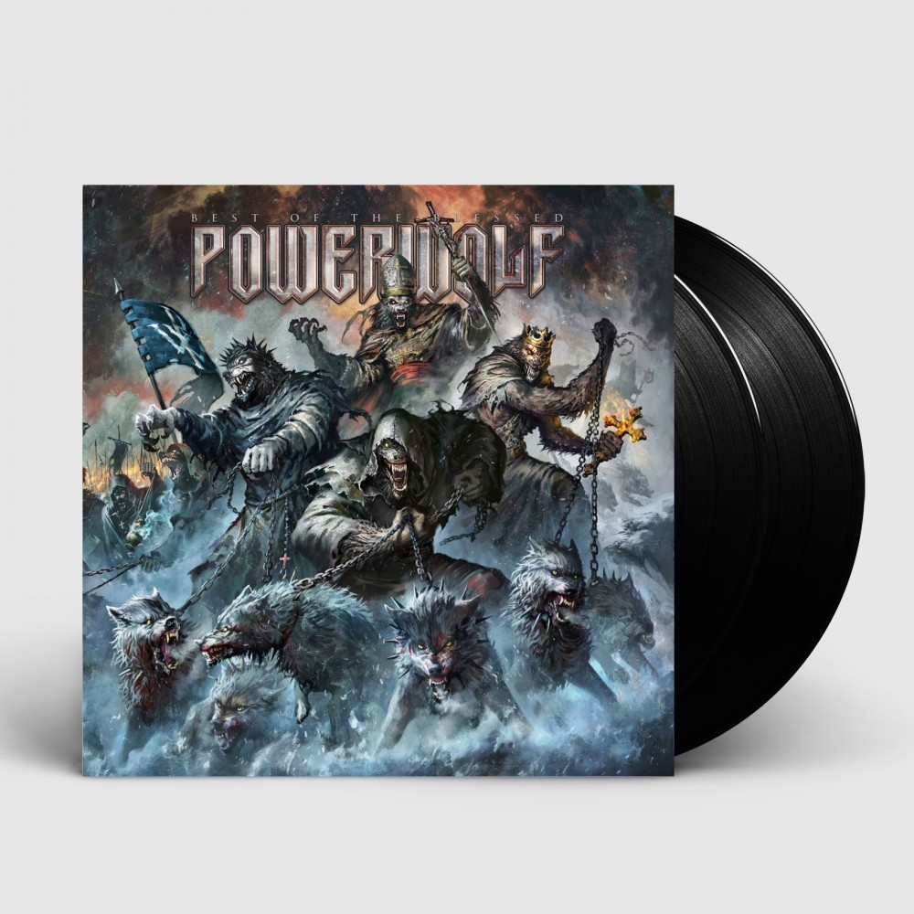POWERWOLF - Best Of The Blessed [BLACK] (DLP)
