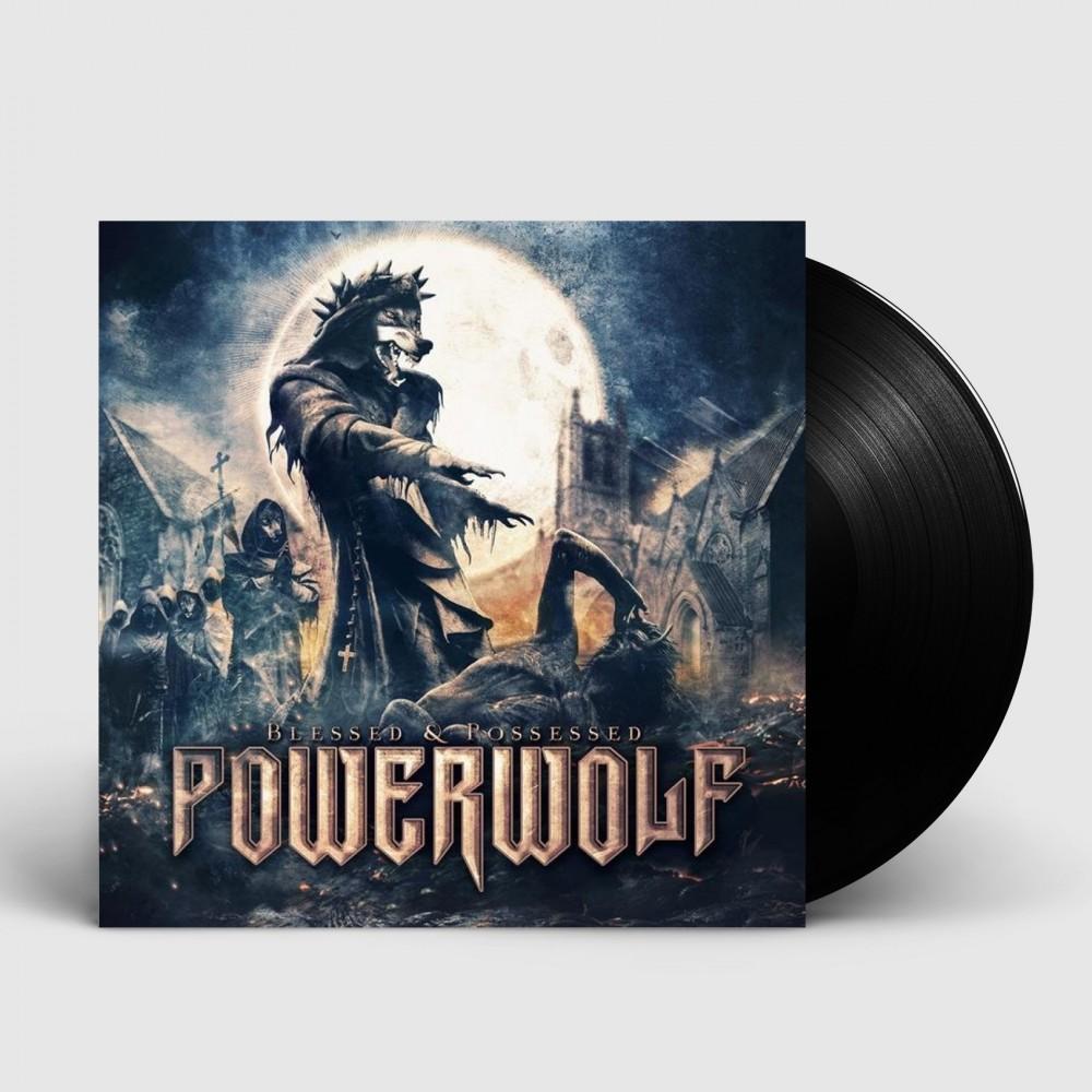 POWERWOLF - Blessed & Possessed [BLACK] (LP)