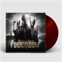 POWERWOLF - Blood Of The Saints [RED/BLACK] (LP)