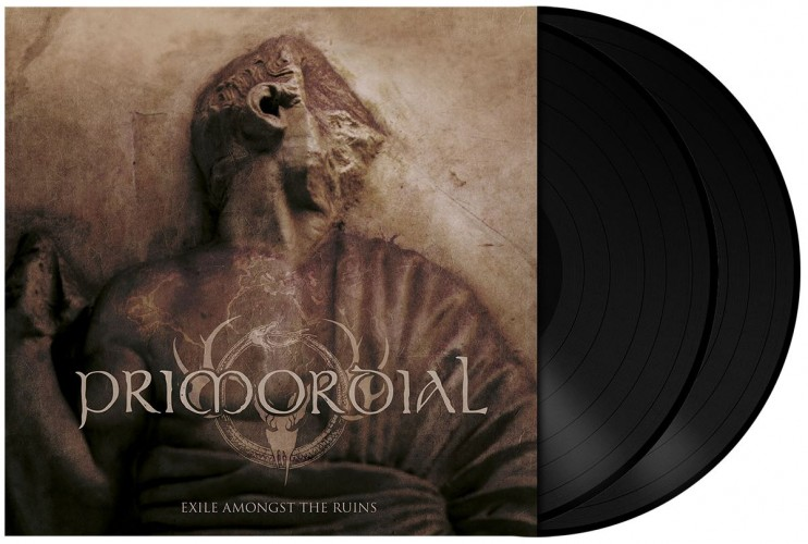 PRIMORDIAL - Exile Amongst The Ruins [BLACK] (DLP)