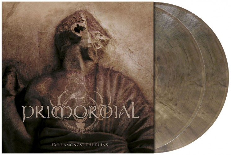 PRIMORDIAL - Exile Amongst The Ruins [BROWN] (DLP)