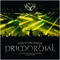 PRIMORDIAL - Gods To The Godless [BLACK] (DLP)
