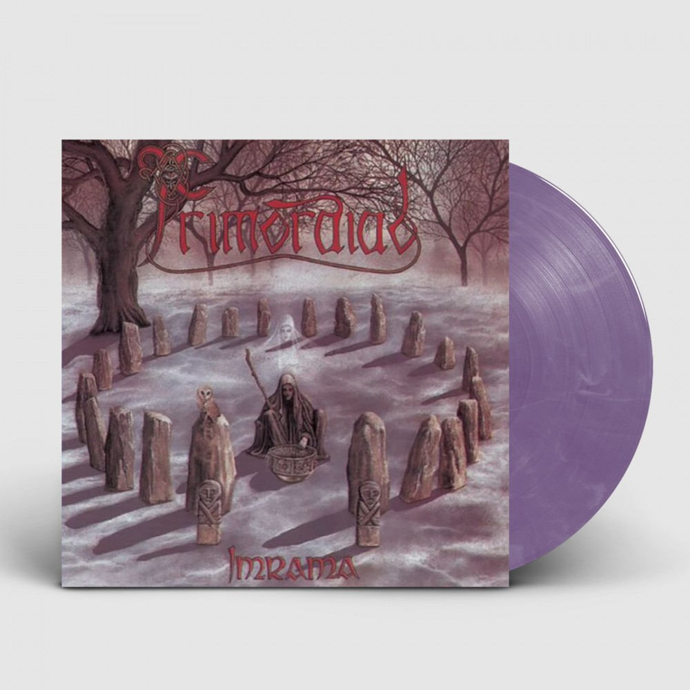 PRIMORDIAL - Imrama [WHITE/PURPLE] (LP)