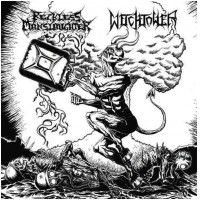 "RECKLESS MANSLAUGHTER / WITCHTOWER - Split [7""] (EP)"
