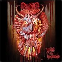 REVOLTING - Visages Of The Unspeakable [BLACK Vinyl] (LP)