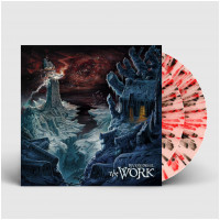 RIVERS OF NIHIL - The Work [CLEAR/BLACK/RED] (DLP)
