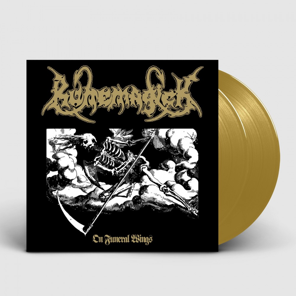 RUNEMAGICK - On Funeral Wings [GOLD] (DLP)