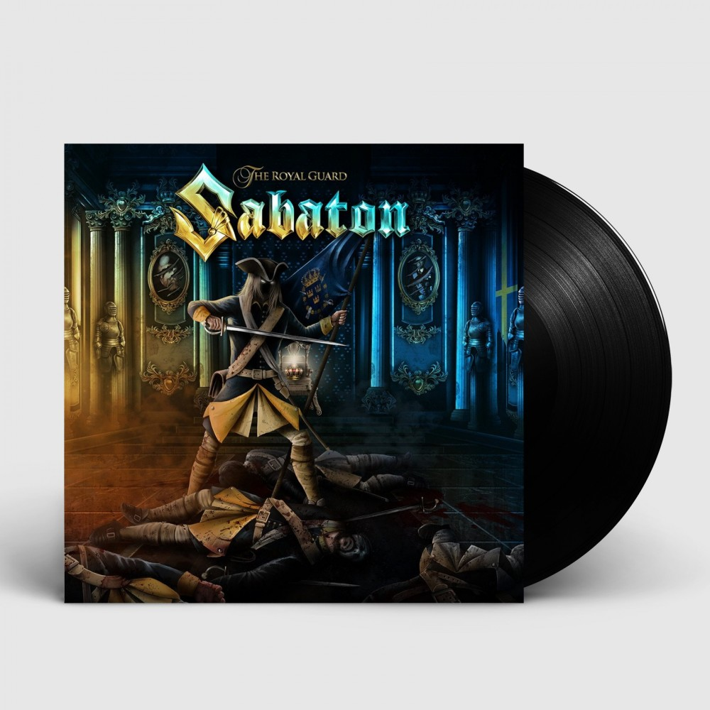 SABATON - The Royal Guard [BLACK] (LP)