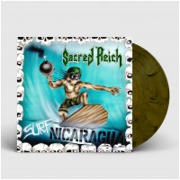 SACRED REICH - Surf Nicaragua [BROWN] (LP)