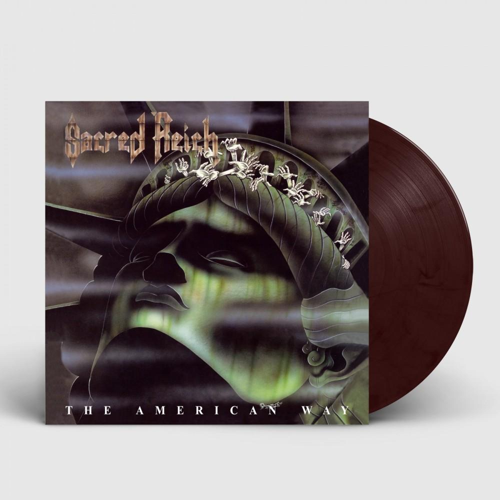 SACRED REICH - The American Way [PURPLE/VIOLET] (LP)