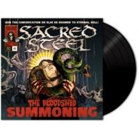 SACRED STEEL - The Bloodshed Summoning [BLACK Vinyl] (LP)