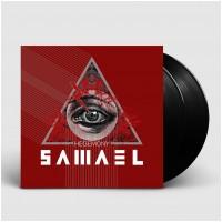 SAMAEL - Hegemony [BLACK] (DLP)
