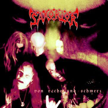 SAXORIOR - Von Rache Und Schmerz (LP)