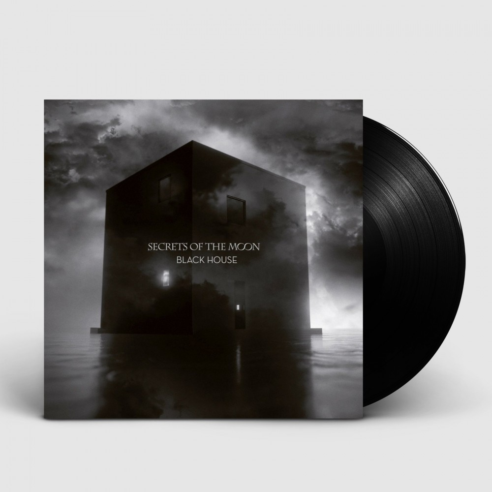 SECRETS OF THE MOON - Black House [BLACK] (LP)