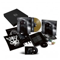 SECRETS OF THE MOON - Black House Complete Box [GOLD] (BOXLP)