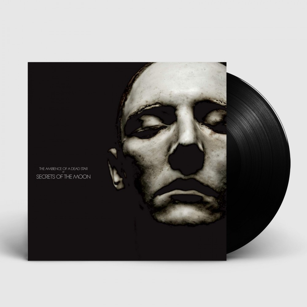 SECRETS OF THE MOON - The Ambience Of A Dead Star [BLACK] (LP)