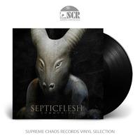 SEPTICFLESH - Communion [BLACK] (LP)