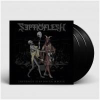 SEPTICFLESH - Infernus Sinfonica MMXIX [BLACK 3LP+DVD] (BOXLP)