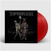 SEPTICFLESH - Infernus Sinfonica MMXIX [RED 3LP+DVD] (BOXLP)