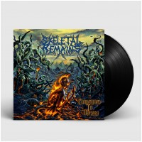 SKELETAL REMAINS - Condemned To Misery (2021) [BLACK] (LP)