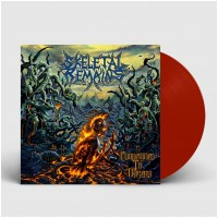 SKELETAL REMAINS - Condemned To Misery (2021) [RED] (LP)