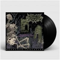 SKELETAL REMAINS - Desolate Isolation (10th Anniversary) [BLACK] (LP)